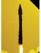 Capteur de force sur mesure embarqué sur une fusée