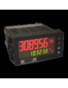 indi paxs2 disp paxx2 indicateurs pour signal capteur de force avec 2 lignes affichage 0