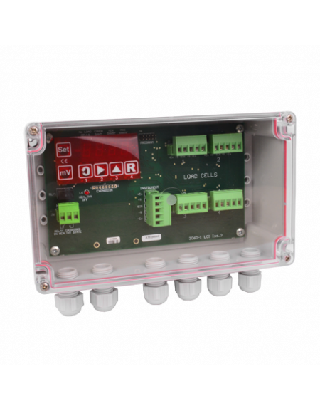 jbox lci smart junction box with monitoring of the integrity of the load cells 0