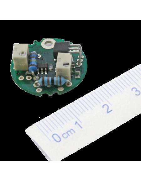 amplificateur analogique embarque pour capteurs a jauges de contrainte 0