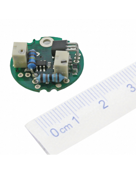 strain gauge embedded analogue amplifier for load cell and torque meter 0