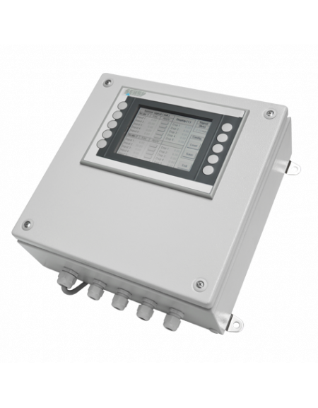 disp rlt display for running line tensiometer 0