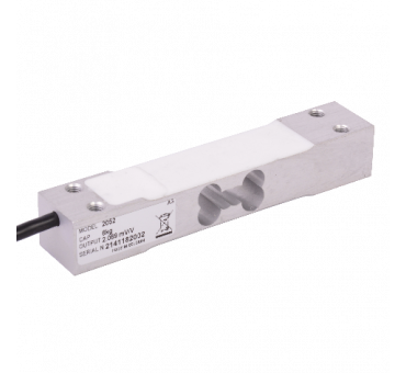 2052 single point load cell off center 0