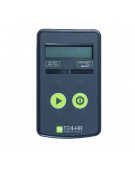 wi t24re hx handheld radio receiver with display