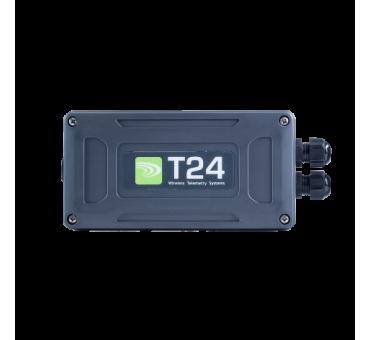 wi t24re so recepteur sans fil multicanaux avec sortie numerique 0