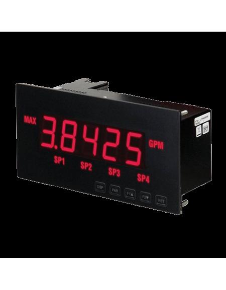 indi maxs disp max analogue input large panel meters 0