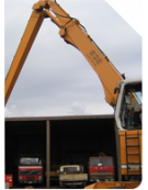 Weighing on mobile grapple cranes
