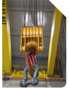 Load Limiter for EOT Crane with large display
