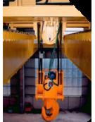 Crane load limiter for Heavy EOT