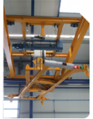 Crane overload protection for complex hoisting device