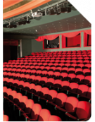 Load limitation of rigging systems for theaters