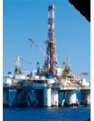 Load limiter offshore crane platform