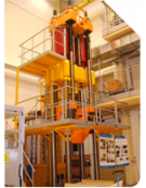 Uniaxial force testing machines