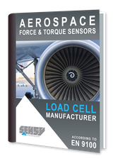 load cells embedded for aerospace market