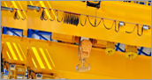 economical load limiter for overhead crane