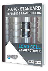iso 376 load cells standard reference transducers leaflet